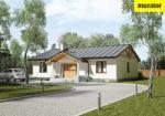 Проект одноэтажного дома   - Муратор М174